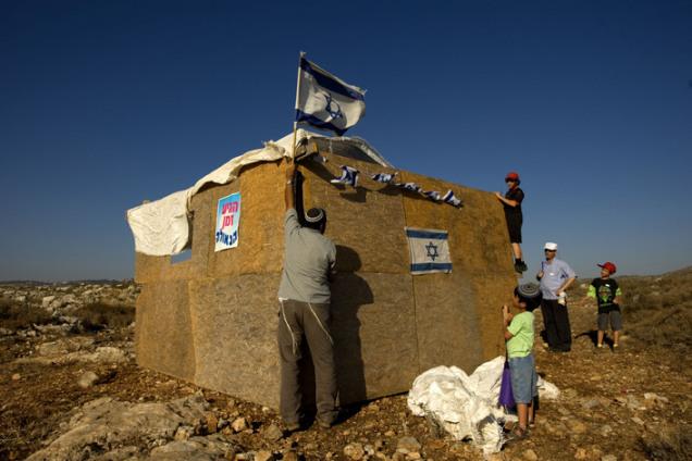 MIDEAST-ISRAEL-PALESTINIAN-US-SETTLER